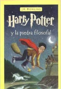 Cover von Harry Potter Y La Piedra Filosofal (8 CDs, audiolibro, español)