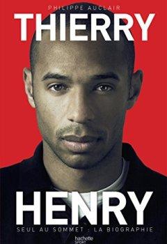 Livres Couvertures de Thierry Henry