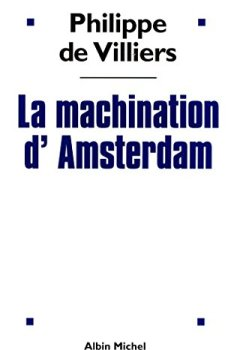 Livres Couvertures de La Machination d'Amsterdam
