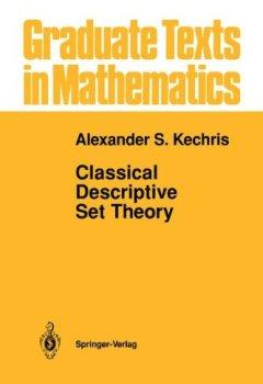Livres Couvertures de Classical Descriptive Set Theory