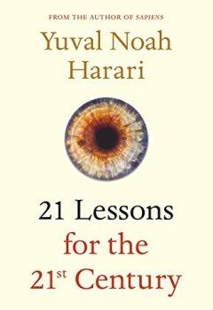 Livres Couvertures de 21 Lessons for the 21st Century