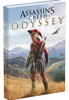 Livres Couvertures de Assassin's Creed Odyssey: Official Collector's Edition Guide