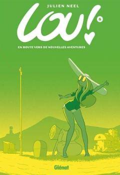 Livres Couvertures de Lou - Tome 08: En route vers de nouvelles aventures