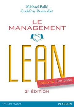 Livres Couvertures de Le management Lean 2e édition