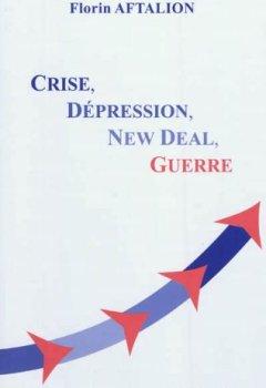 Livres Couvertures de Crise, Dépression, New Deal, Guerre