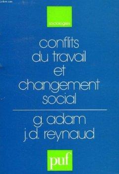 Livres Couvertures de Conflits du travail et changement social
