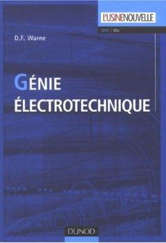 Livres Couvertures de Génie électrotechnique