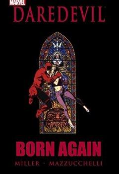 Livres Couvertures de Daredevil: Born Again