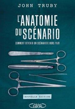 Livres Couvertures de L'anatomie du scénario - nouvelle édition