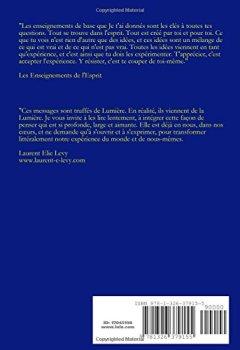 Livres Couvertures de Les Enseignements de l'Esprit