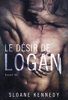 Livres Couvertures de Le désir de Logan: Escort #3
