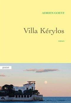 Livres Couvertures de Villa Kérylos
