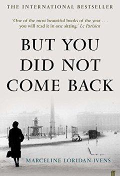 Buchdeckel von But You Did Not Come Back