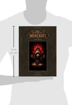 Livres Couvertures de World of Warcraft: Chronicle Volume 1 [English]