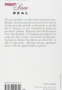 Livres Couvertures de Fight for love (1)