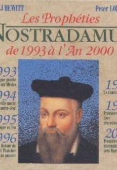Livres Couvertures de Nostradamus