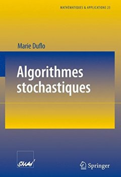 Livres Couvertures de Algorithmes stochastiques