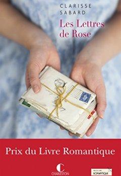 Livres Couvertures de Les Lettres de Rose: Prix du Livre Romantique