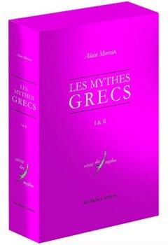 Livres Couvertures de Les Mythes grecs, I et II