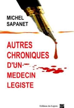 Livres Couvertures de Autres Chroniques d'un Médecin Légiste