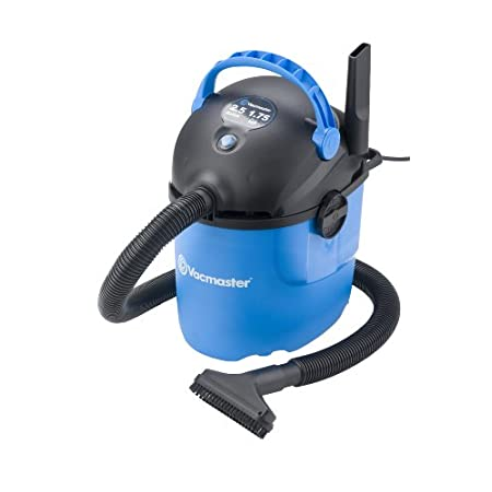 Vacmaster's Portable Wet/Dry Vacs have the ability to clean up both solids and liquids, offering seemingly unlimited uses. The 2.5 gallon polypropylene tank is small enough to carry around, but large enough for most jobs. 2.0 peak horsepower motor pr...