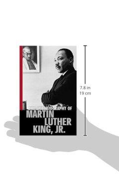 Buchdeckel von The Autobiography Of Martin Luther King, Jr
