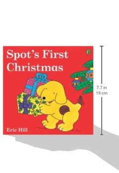 Livres Couvertures de Spot's First Christmas (color)