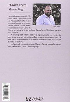 Portada del libro deO Anxo Negro (Edición Literaria - Narrativa)