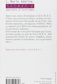 Livres Couvertures de S.E.C.R.E.T. 2 (2)