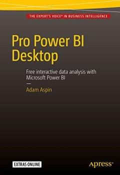 Livres Couvertures de Pro Power BI Desktop