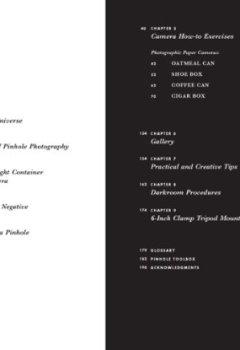 Livres Couvertures de Pinhole cameras : A diy guide