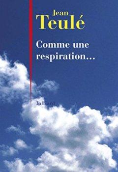Livres Couvertures de Comme une respiration...