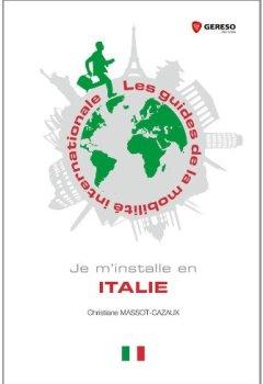 Livres Couvertures de Je m'installe en Italie