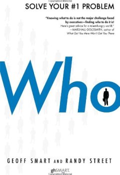 Livres Couvertures de Who: The A Method for Hiring