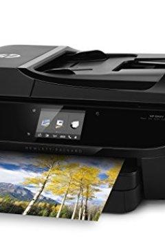 Livres Couvertures de HP ENVY 7640 Imprimante Multifonction Jet d'Encre (14 ppm, 4 800 x 1 200 ppp, USB, Ethernet, Wifi, , Impression Mobile, NFC)