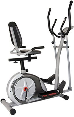 Body-Rider-3-in-1-Trio-Trainer-Silver-Red