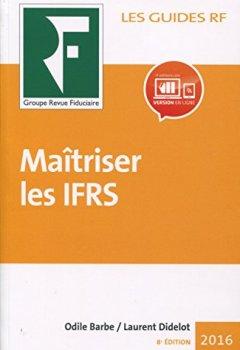 Livres Couvertures de Maitriser les IFRS