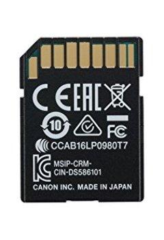 Livres Couvertures de Canon W-E1Adaptateur Wi-Fi pour appareils photo Canon EOS W-E1
