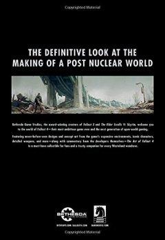 Livres Couvertures de The Art of Fallout 4-