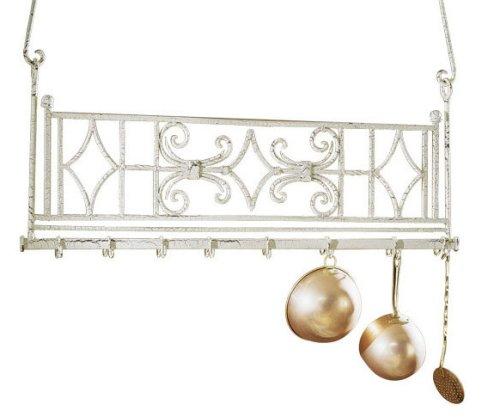 Image of Bago Luma Single Beam Pot Rack & Accessories WKR546 & Accessories (WKR546 & Accessories)