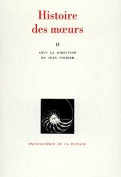 Livres Couvertures de Histoire des moeurs, tome 2 : Modes et modèles