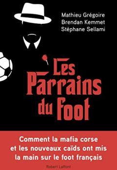 Livres Couvertures de Les Parrains du foot