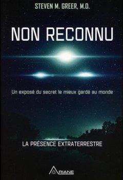 Livres Couvertures de Non reconnu - Exposé du secret le mieux gardé au monde - La présence extraterrestre