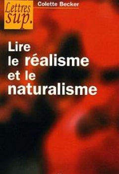 Livres Couvertures de Lire le réalisme et le naturalisme