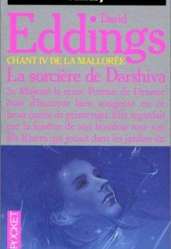 Livres Couvertures de La Mallorée. La sorciere de Darshiva