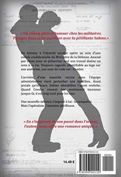 Livres Couvertures de SECRET DÉFENSE d'aimer - Tome 2