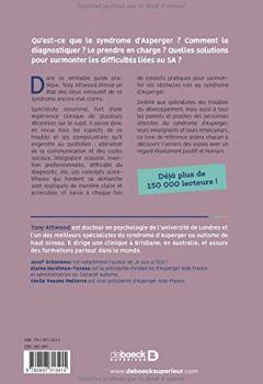 Livres Couvertures de Syndrome d'Asperger (le) : Guide complet