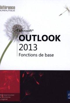 Livres Couvertures de Outlook 2013 - Fonctions de base