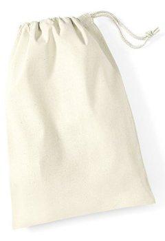 Westford Mill - Sac 100% coton - 17 à 136 litres (XL) (Naturel) de Indie Author