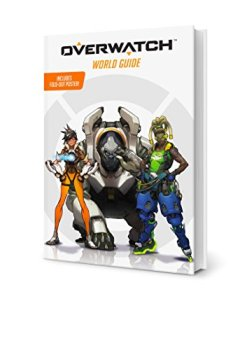 Livres Couvertures de Guide officiel Overwatch, introduction à l'univers du jeu